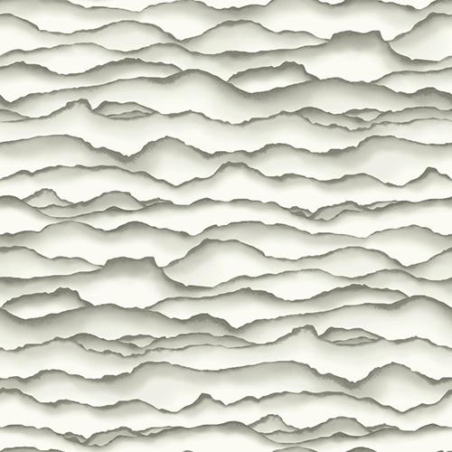 Ashford Whites Gray Wallpaper