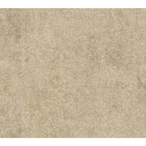 York Wallcoverings Weatherby Woods Coffee and Cream Laser Cut Texture Wallpaper: Sample Swatch Only
