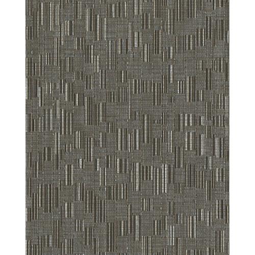 Design Digest Black Mosaic Weave Wallpaper - SAMPLE SWATCH ONLY