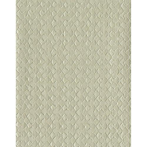 York Wallcoverings Design Digest Tan Impasto Diamond Wallpaper