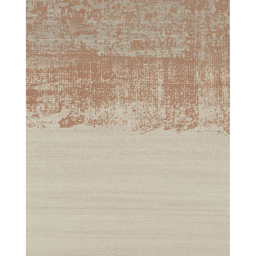 York Wallcoverings Design Digest Beige Painted Horizon Wallpaper - SAMPLE SWATCH ONLY