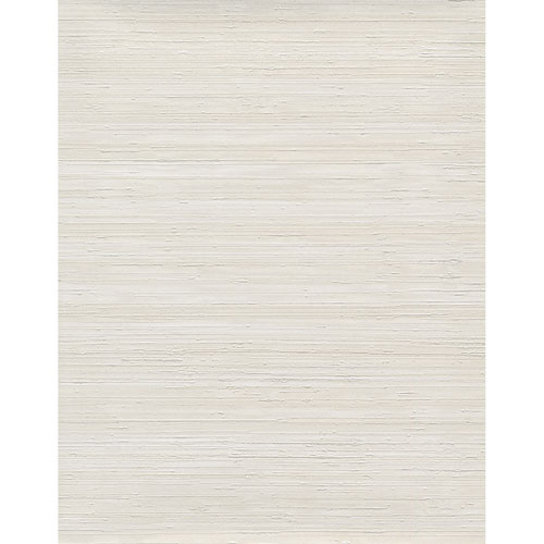 York Wallcoverings Design Digest Off White Shantung Wallpaper - SAMPLE SWATCH ONLY
