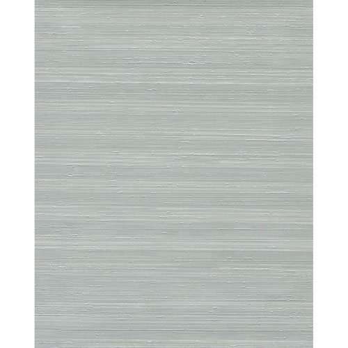 York Wallcoverings Design Digest Blue Shantung Wallpaper - SAMPLE SWATCH ONLY