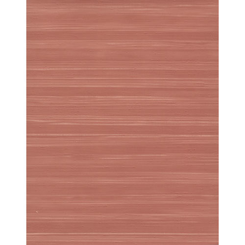 York Wallcoverings Design Digest Red Shantung Wallpaper - SAMPLE SWATCH ONLY
