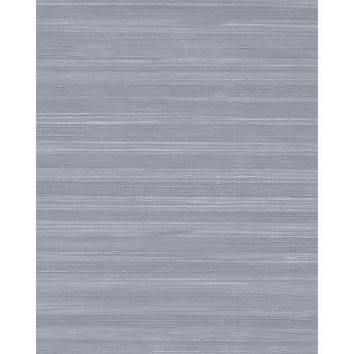York Wallcoverings Design Digest Indigo Shantung Wallpaper - SAMPLE SWATCH ONLY