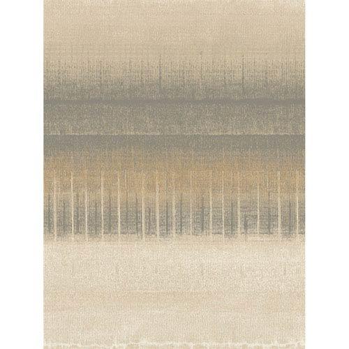 Ronald Redding Designs Stripes Resource Mesa Stripe Black Wallpaper