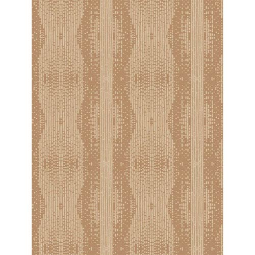 Ronald Redding Designs Stripes Resource Navajo Stripe Red Wallpaper- Sample Swatch ONLY