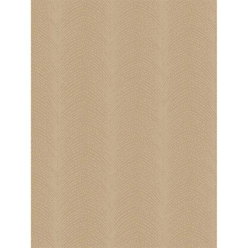 Ronald Redding Designs Stripes Resource Beaded Fountain Brown Wallpaper