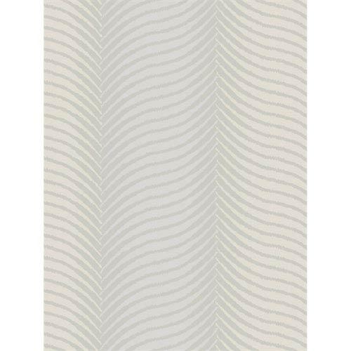 Ronald Redding Designs Stripes Resource Estacado Off White Wallpaper