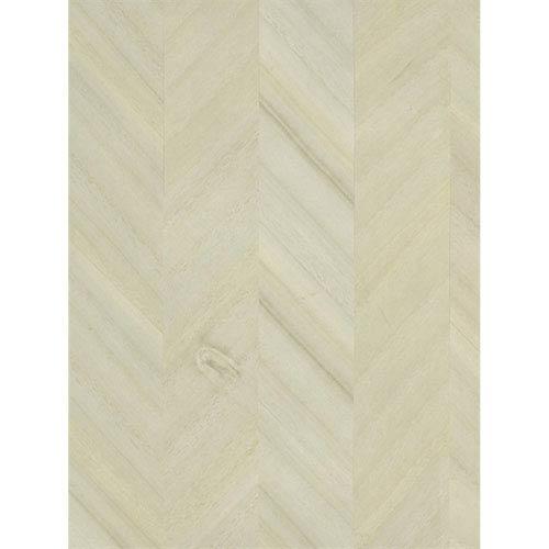 Ronald Redding Designs Stripes Resource Wood Veneer Green Wallpaper