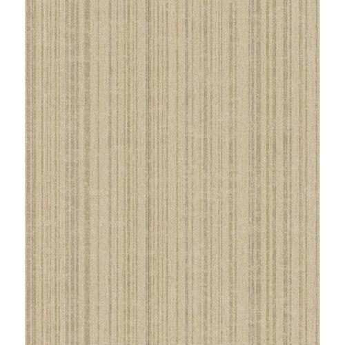 York Wallcoverings Texture Portfolio Multicolor Stripe Wallpaper