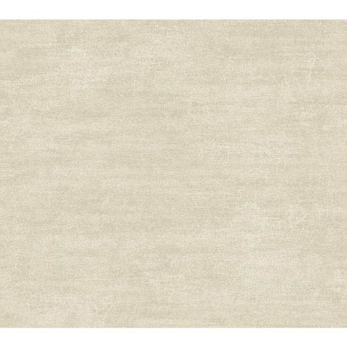 York Wallcoverings Texture Portfolio Pearl and Grey Rice Paper Wallpaper: Sample Swatch Only