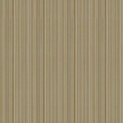 York Wallcoverings Texture Portfolio Gold and Green Stria Wallpaper