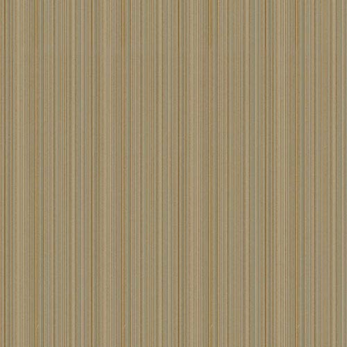 York Wallcoverings Texture Portfolio Metallic Gold Stria Wallpaper: Sample Swatch Only