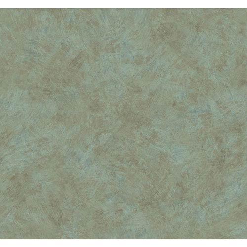Texture Portfolio Teal and Brown Brushstroke Texture Wallpaper