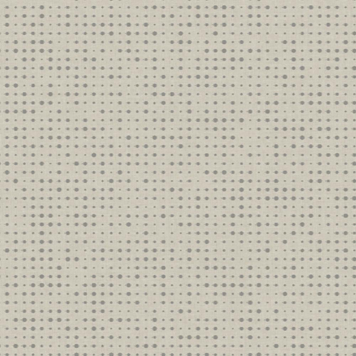 Modern Art Taupe Dotted Spark Wallpaper