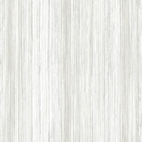 Modern Art White Painted Stripe Wallpaper