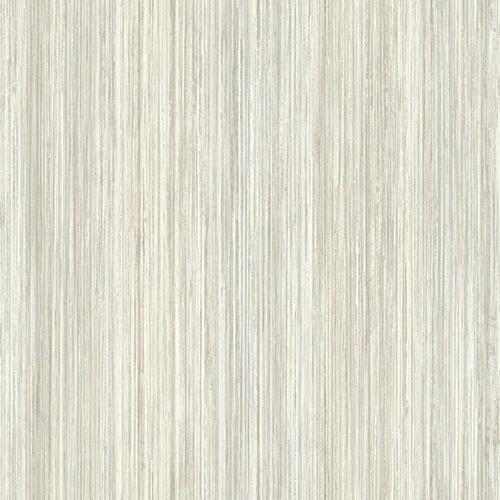 Modern Art Taupe Painted Stripe Wallpaper