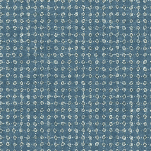 Patina Vie Blue Wallpaper - SAMPLE SWATCH ONLY