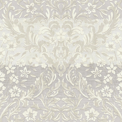 Patina Vie Lilac Damask Wallpaper