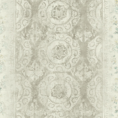 Patina Vie Gray Wallpaper - SAMPLE SWATCH ONLY