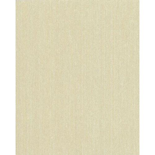 Grasscloth II Vertical Silk White Wallpaper - SAMPLE SWATCH ONLY