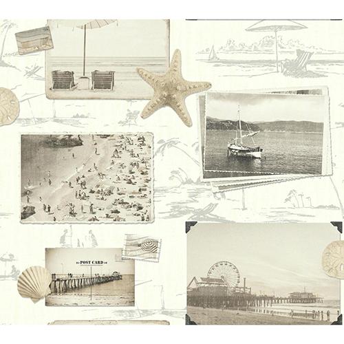 Snapshots Neutral Wallpaper