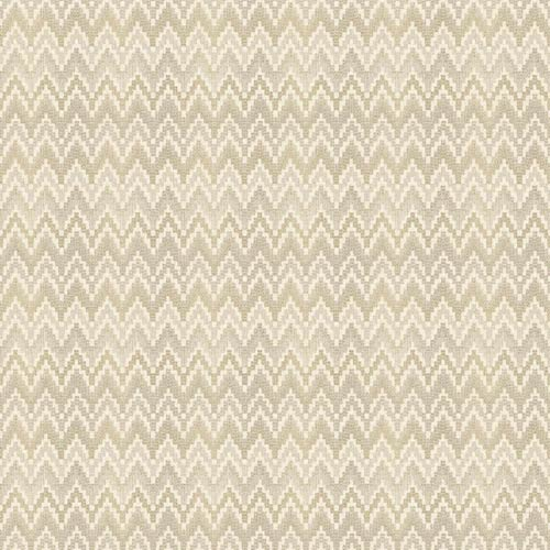 York Wallcoverings Waverly Classics Cocoa, Gray and Oatmeal Wallpaper: Sample Swatch Only
