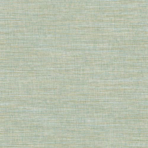 York Wallcoverings Waverly Classics Sea Glass, Buff and Eggshell Wallpaper
