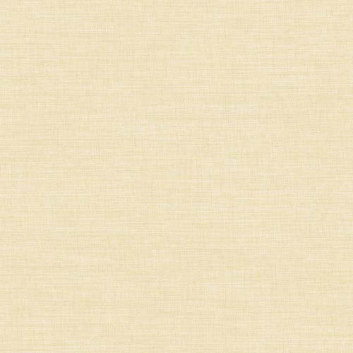 York Wallcoverings Waverly Classics Beige and Cream Wallpaper: Sample Swatch Only