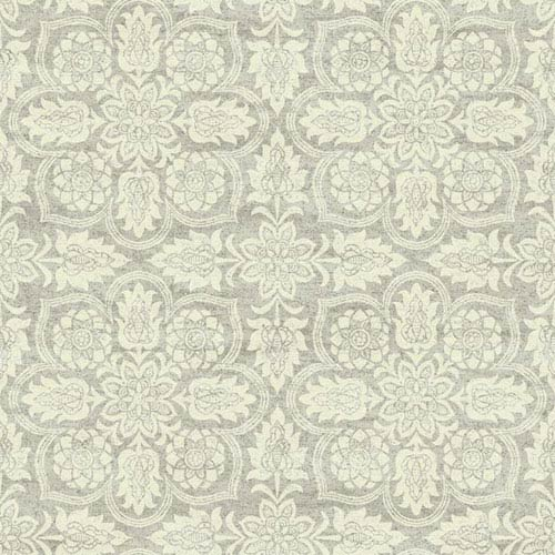 York Wallcoverings Waverly Classics I Curators Gem Removable Brown and Beige Wallpaper