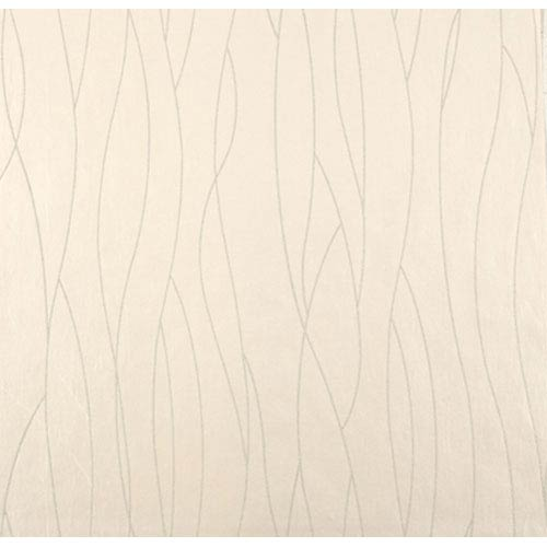 York Wallcoverings Walt Disney Signature Glass Bead Strands on Pearl Wallpaper: Sample Swatch Only