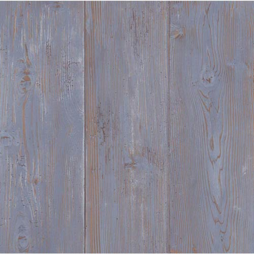 York Wallcoverings Lake Forest Lodge Cabin Boards Wallpaper: Sample Swatch Only