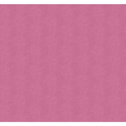 York Wallcoverings Wallpap-Her Iridescent Pink and Wisteria Purple Primal Wallpaper: Sample Swatch Only