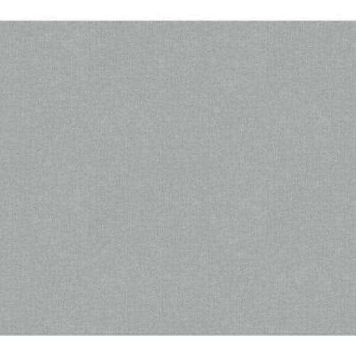 York Wallcoverings Wallpap-Her Leaden Grey Dream Weaver Wallpaper