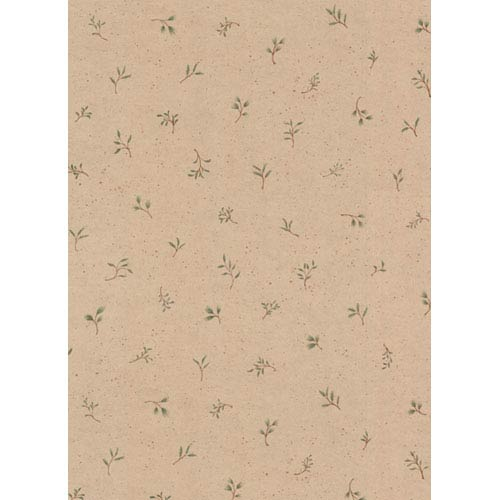York Wallcoverings Lake Forest Lodge Twig Toss Wallpaper: Sample Swatch Only