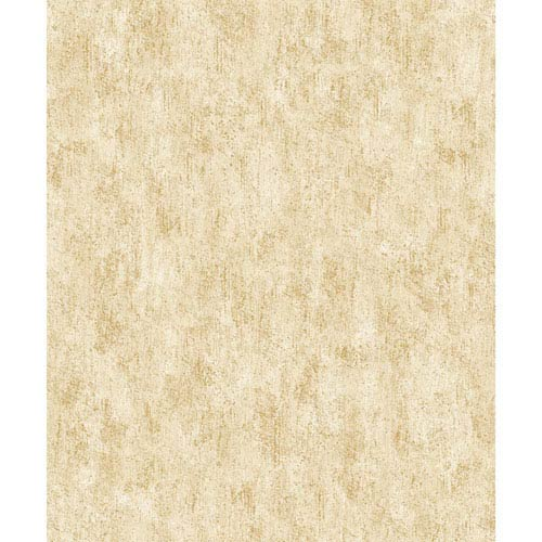 York Wallcoverings Mixed Metals Shimmering Patina Wallpaper- Sample Swatch Only