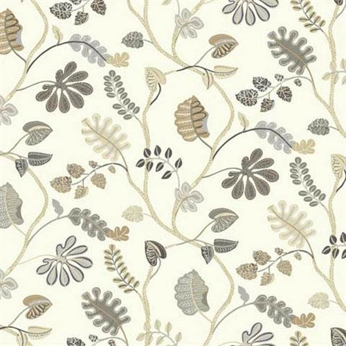 Waverly Small Prints A New Leaf Multicolor Wallpaper