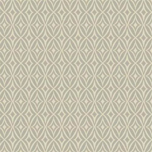 York Wallcoverings Waverly Small Prints Centro Grey Cream And Pale Yellow Wallpaper