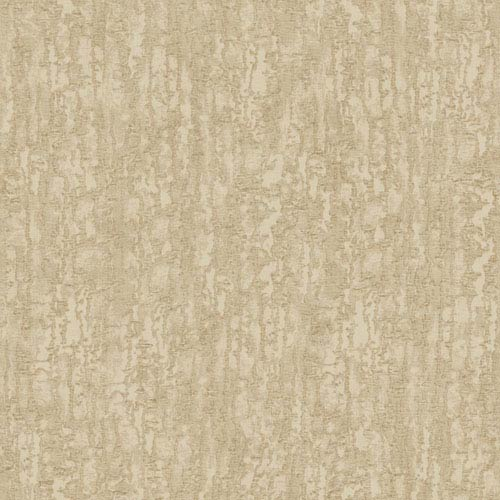 Glam Beige and Tan Combed Stucco Wallpaper