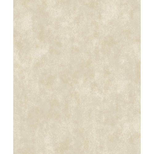 York Wallcoverings Textured Cream Wallpaper
