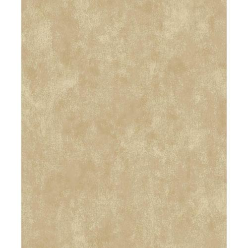 Textured Beige Wallpaper: Sample Swatch Only