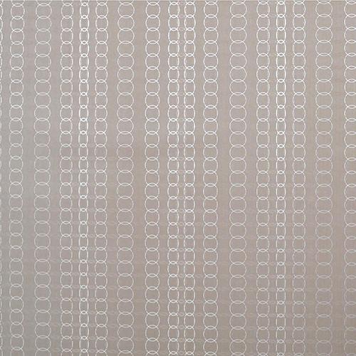 York Wallcoverings Mid Century Silver Wallpaper