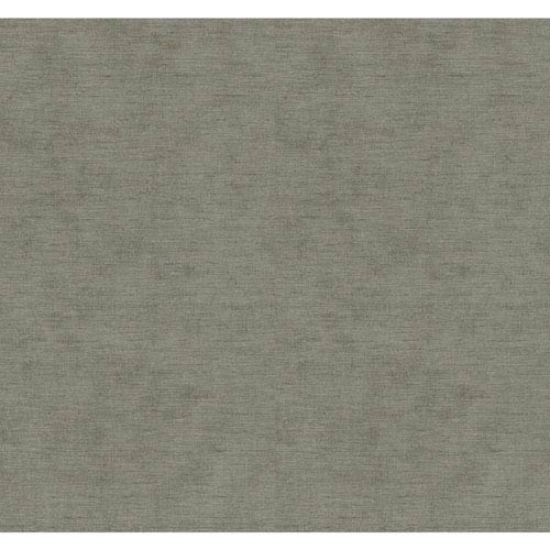 Stockbridge Square Grey and Gold Townsend Texture Wallpaper: Sample Swatch Only