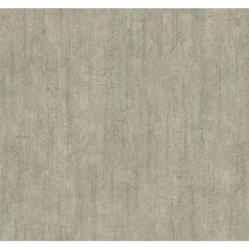 Stockbridge Square Grey Crackle Texture Wallpaper: Sample Swatch Only