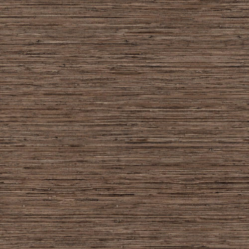 Brown Grass cloth Peel and Stick Wallpaper-SAMPLE SWATCH ONLY