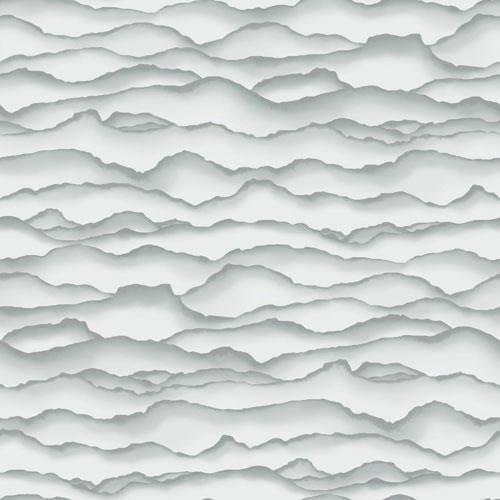 Roommates Decor Singed Grey Peel and Stick Wallpaper