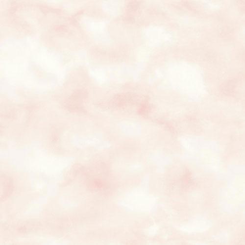 Cloud Pink Peel and Stick Wallpaper
