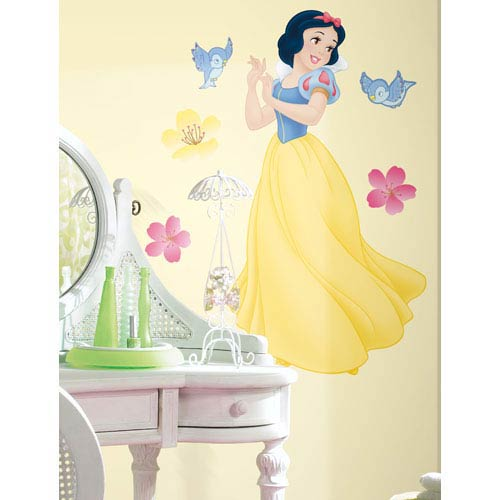 Roommates Decor Disney Princess - Snow White Giant Peel and Stick Wall Decal