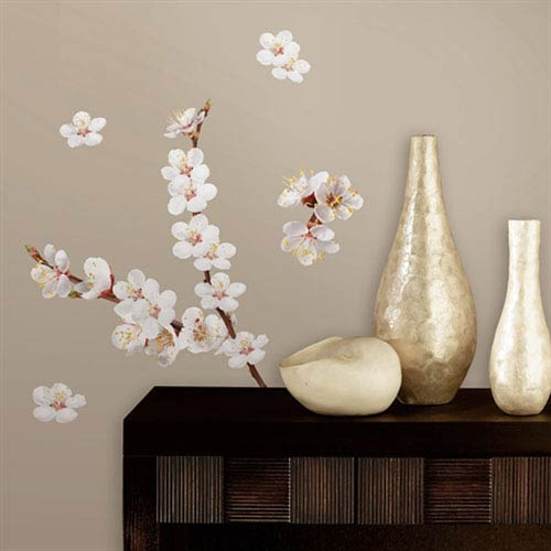 Dogwood Branch Peel and Stick Wall Decals